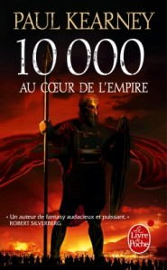 10 000 au coeur de l'empire de Paul Kearney